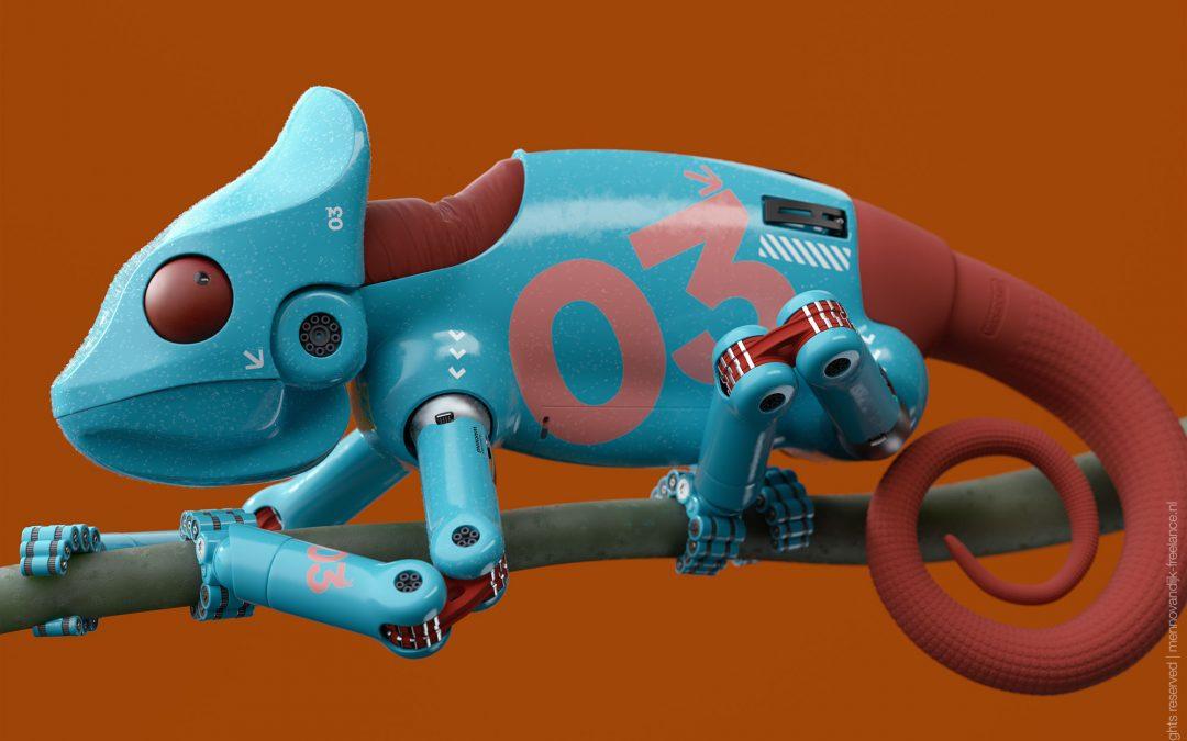 Robot Chameleons