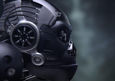 Concept Robot Gorilla