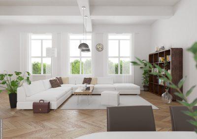 Arch Viz Interieur renders